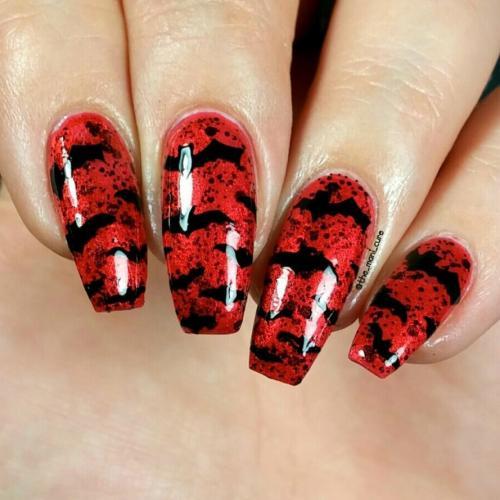 Ponele Halloween a tus uñas: ideas de nail art para divertirte