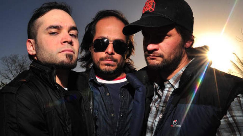Mandril, un trío que apunta al stoner rock, será protagonista de la Psyconautas Fest.