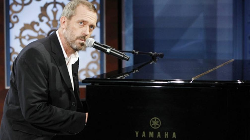 Hugh Laurie asegura que cantar blues es su forma de expresión artística predilecta.