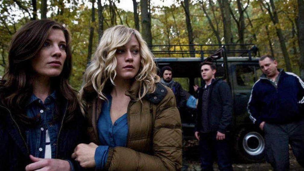 En el filme, un grupo de amigos jóvenes hace un viaje de turismo por Ucrania.