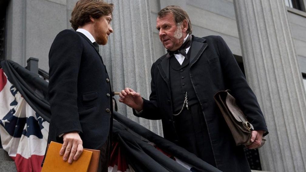 'El conspirador', dirigida por Robert Redford.