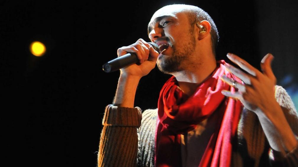 ATADA. Abel Pintos ofreció un show que lo confirmó con un gran domador de multitudes.