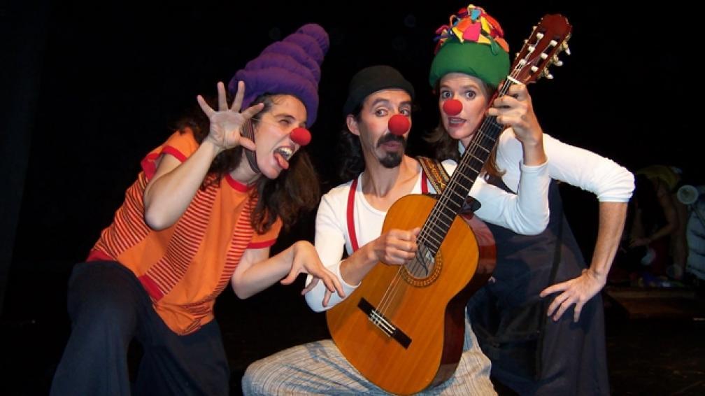 'Listo pa' sembrar' es una obra del grupo Tres Tigres Teatro, se verá en la apertura.