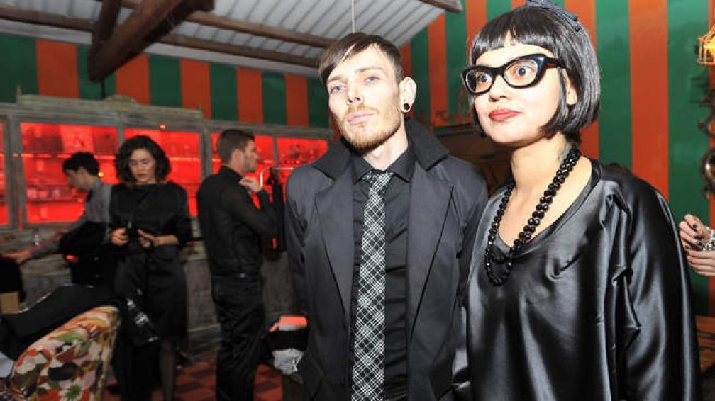 JO.c y Shenny, los mentores de Lutto.