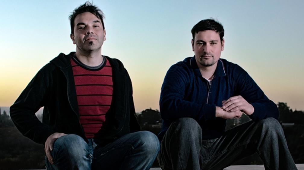 DE A DOS. Lautremont propone Luy, su nuevo disco, en cuanto dúo. Lo forman Darío Bustos y Guillermo Camusso.