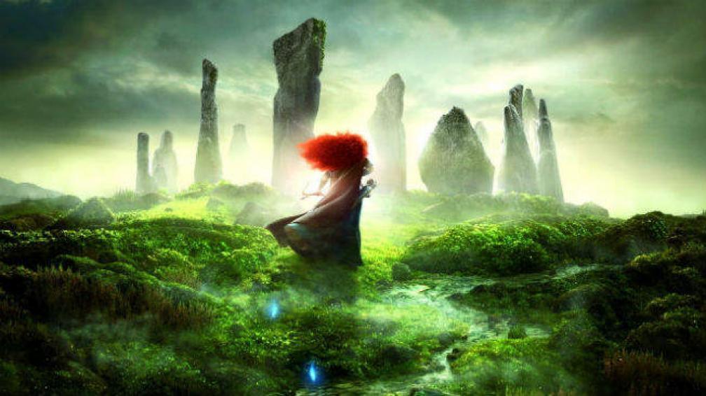 El nuevo filme de Pixar se desarrolla en Escocia.