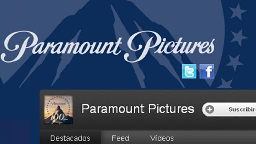 Paramount Pictures ahora desembarca en YouTube.