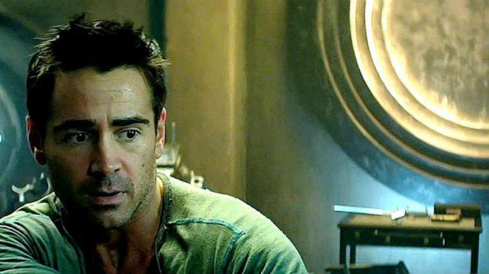 Colin Farrell interpreta al agente Quaid/Hauser en la nueva versión de 'El vengador del futuro'.