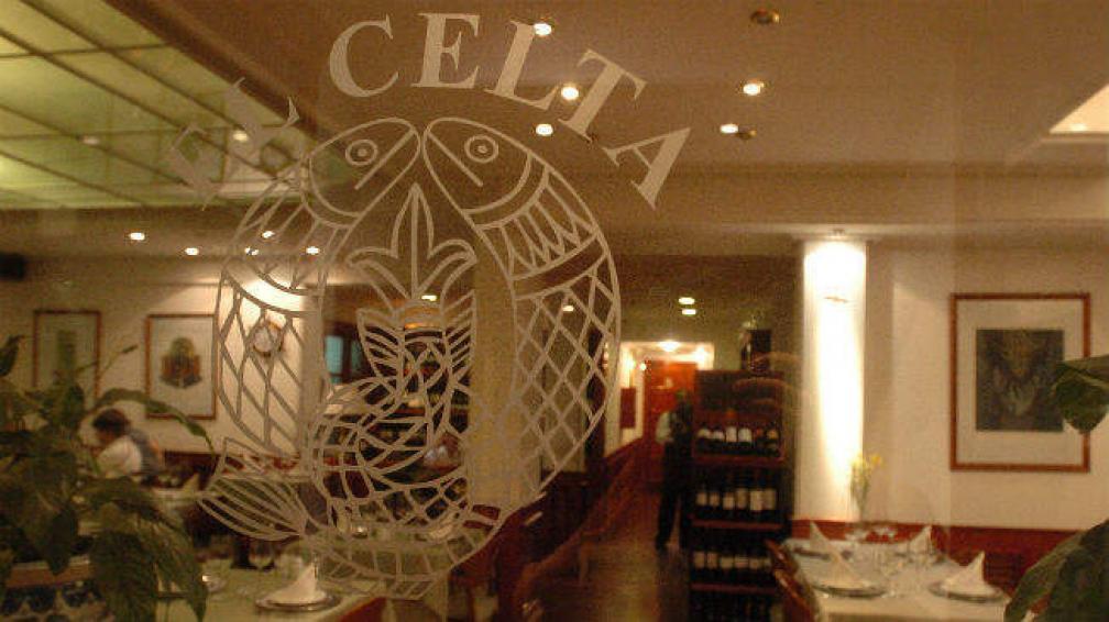 El Celta es, en la zona norte, uno de los restaurantes que ofrecen su servicio hasta tarde en la noche.