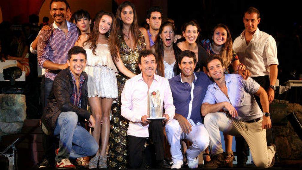 """Smail"" ganó ocho premios. (Fotos Santiago Berioli)"