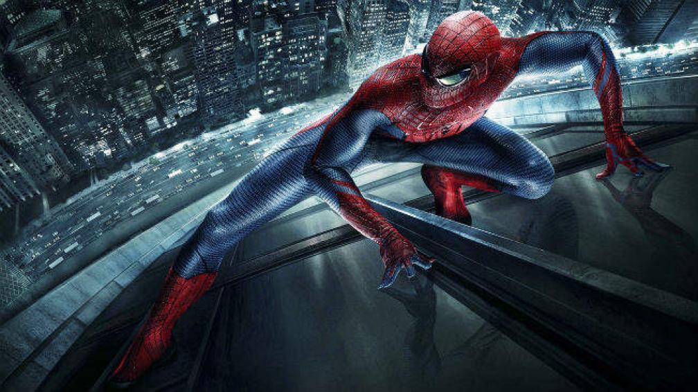 'El sorprendente Hombre Araña' está protagonizada por Andrew Garfield.