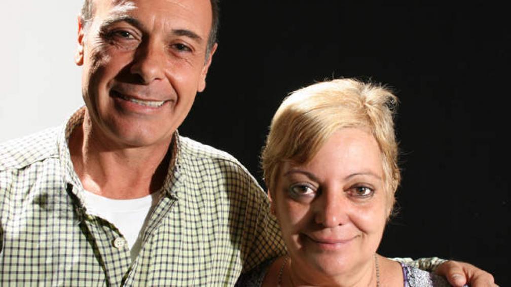 Diego Balaguer y Analisa Galante, dos que invitan a reflexionar con una entretenida propuesta.