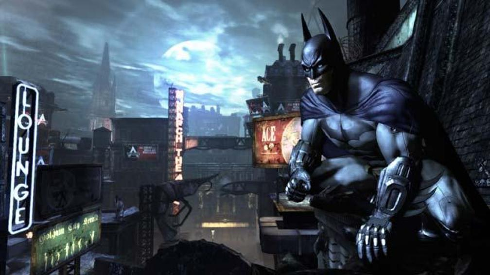 Batman Arkham City, una joya de Warner Bros.