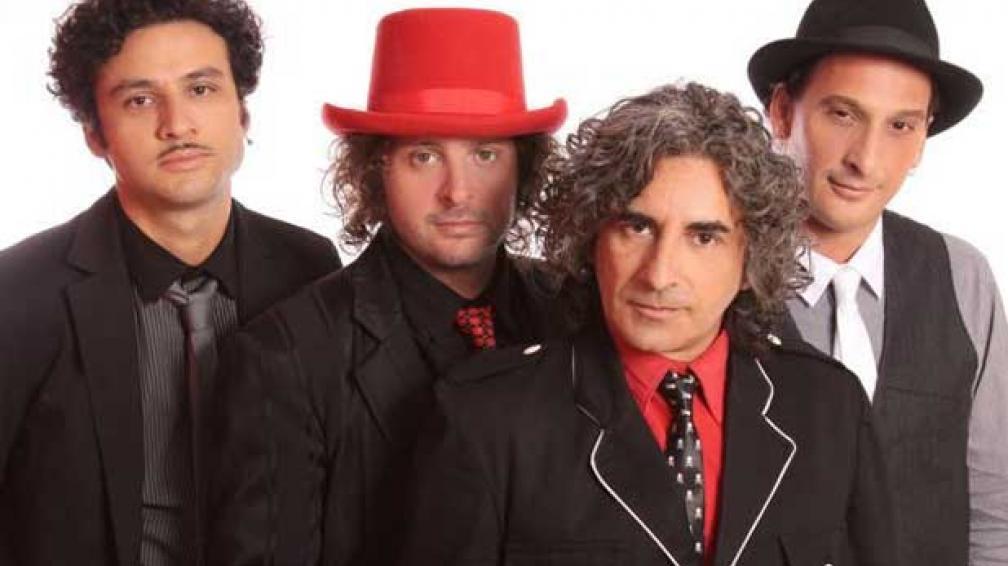 La banda pop se presentará en el Playón Municipal de Carlos Paz.