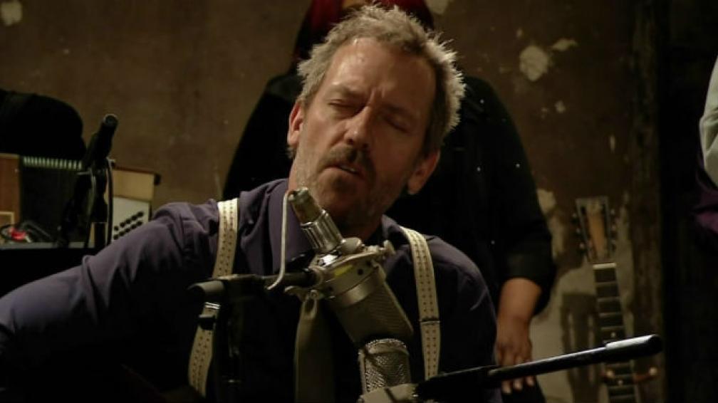 Hugh Laurie llegará a Argentina en su gira de presentación del disco.