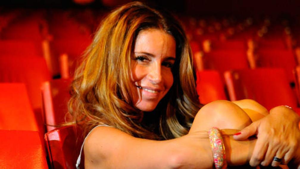 Flor Peña vive ShowMatch como una experiencia holística.