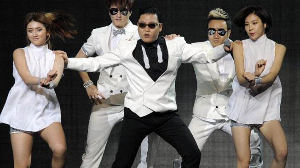 'Gangnam Style' de Psy