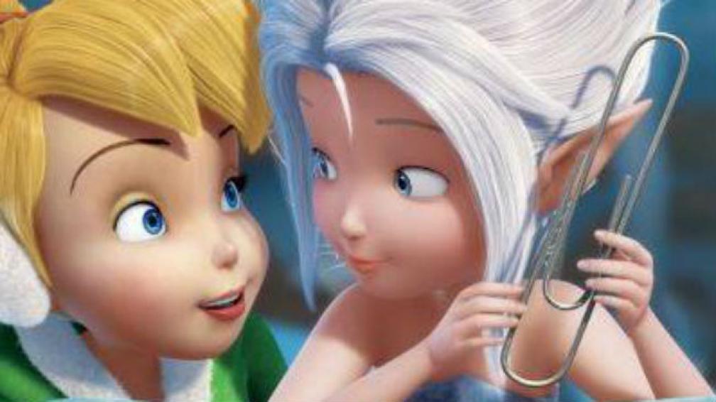 En su nueva aventura, Tinkerbell visitará el Bosque del Invierno.