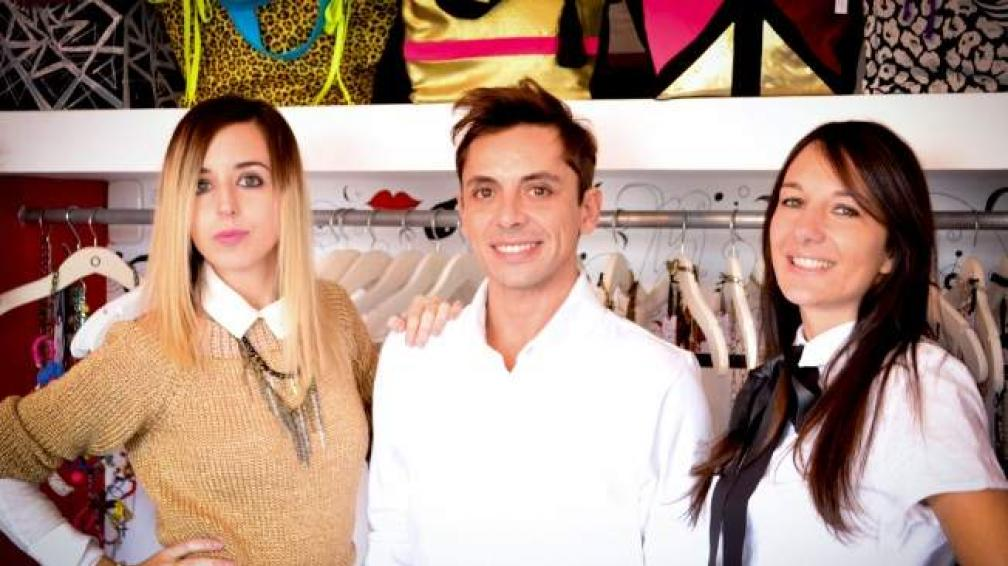 Betiana Pavon, Lisandro Cejas Gaydou y Agustina Toranzo Roberts, creadores de 'Te amaré hasta morir'