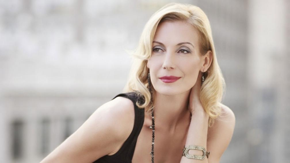 Ute Lemper presenta su espectàculo 'Last Tango in Berlin'.