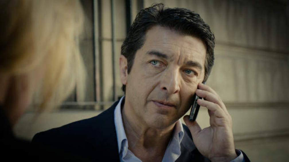 """En """"Séptimo"""", Ricardo Darín interpreta a un padre que pierde a sus hijos."""