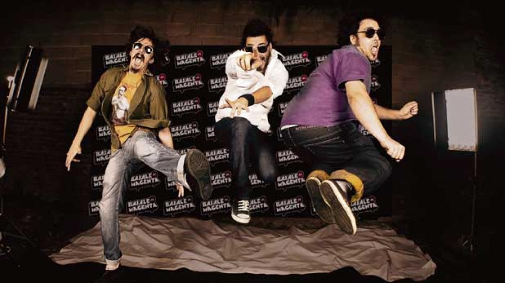 """DOWNLOAD. Bajale al Magenta acaba de publicar su disco debut: """"Chamuyo"""" (foto gentileza Fernando Diez de los Ríos)."""