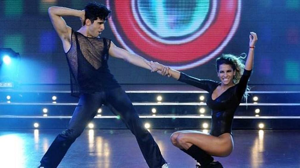 CINTHIA FERNANDEZ, brilló con su coreo y se llevó el mejor puntaje.