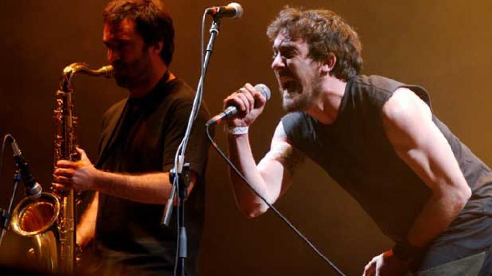 LA VELA PUERCA. El grupo uruguayo adelantará temas de su próximo disco.