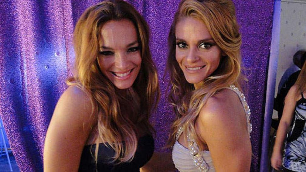 Claudia Albertario y Vanina Escudero, dos que estarán. Foto: Teleshow.