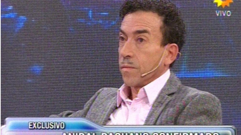 """Aníbal Pachano: """"Yo quiero estar en un jurado para disfrutar""""."""