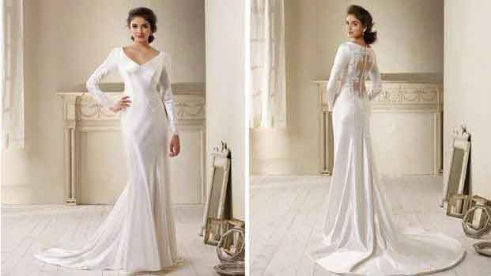 CH PARA TODOS. El vestido que diseñó Carolina Herrera especialmente para Bella Swan. Ahora puede ser de todos