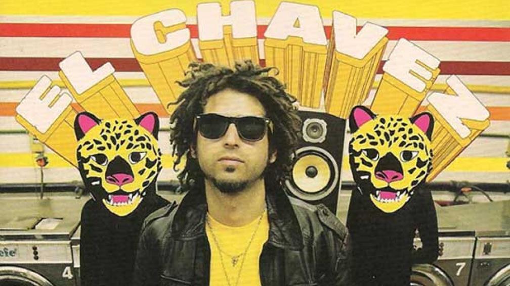 El Chavez trae su mezcla de cumbia y rock a Club R.