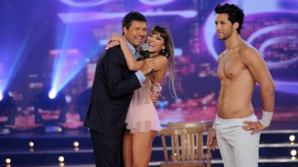 COKI RAMIREZ, alejada de los conflictos, sigue seduciendo a Marcelo.
