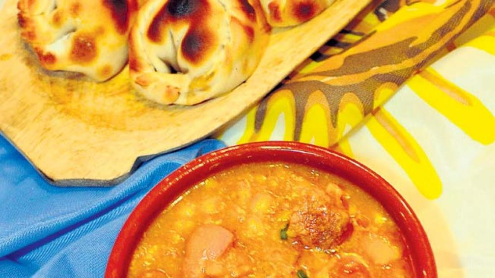 Nada mejor que celebrar el 9 de Julio con platos tradicionales.
