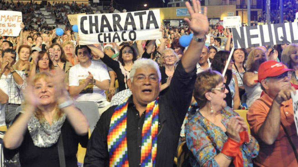 La Plaza tuvo poco más de 50 por ciento de ocupación. Fotos: Pedro Castillo/La Voz.