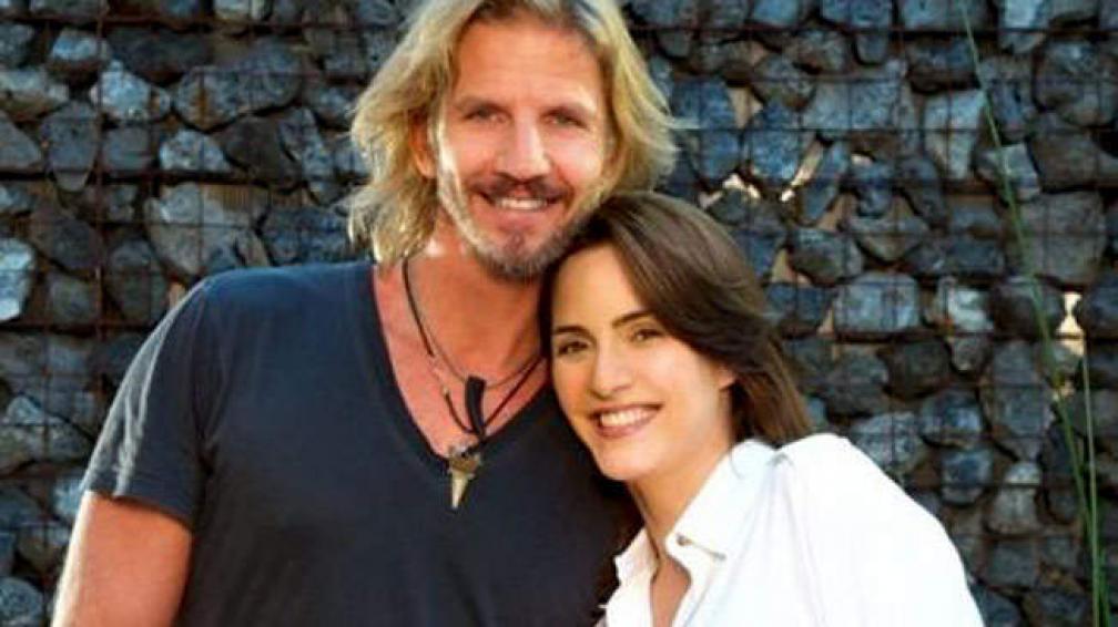 """Facundo Arana y Julieta Díaz, romance y comedia en """"Cuando me sonreís"""""""