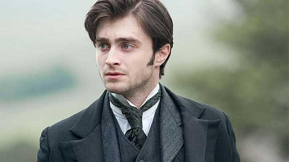 ABOGADO. Una de las primeras imágenes difundidas del nuevo personaje de Radcliffe.