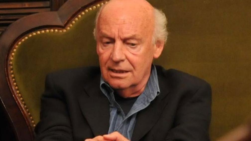 El escritor uruguayo Eduardo Galeano es uno de los grandes invitados de la feria.