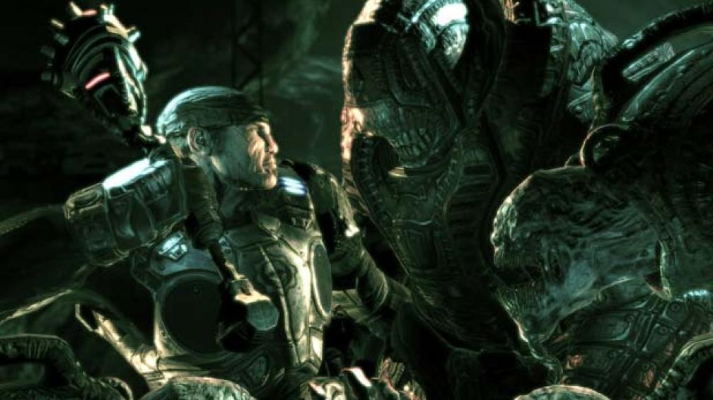 GEARS OF WAR 3. Marcus Phoenix regresa para salvar a la raza humana.