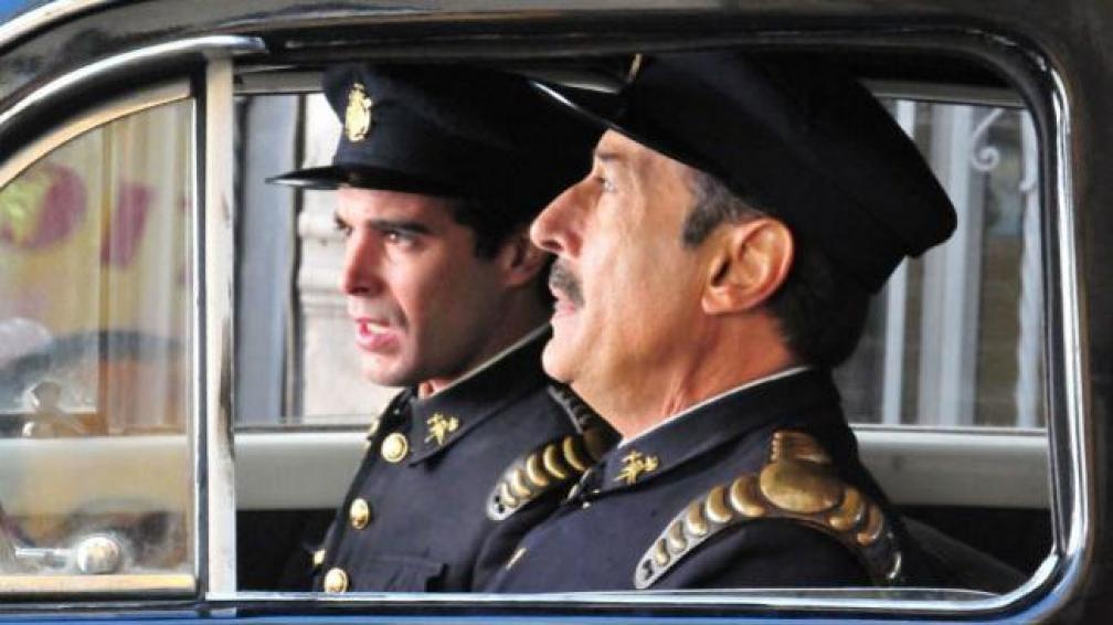 """""""¡Atraco!"""", con Guillermo Francella y Nicolás Cabré"""