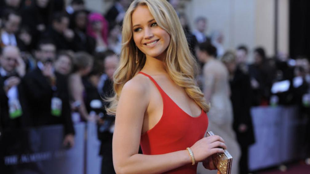 """Jennifer Lawrence fue nominada al Oscar por """"Lazos de sangre""""."""