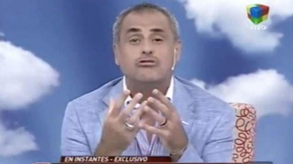 """Jorge Rial dice estar """"encantado"""" con las confesiones de Tobal y Cabré."""