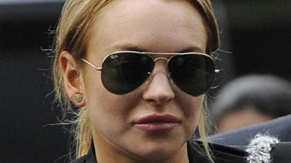 """LINDSAY LOHAN. La actriz reclama que la canción de Pitbull es """"difamatoria"""" con su buen nombre."""