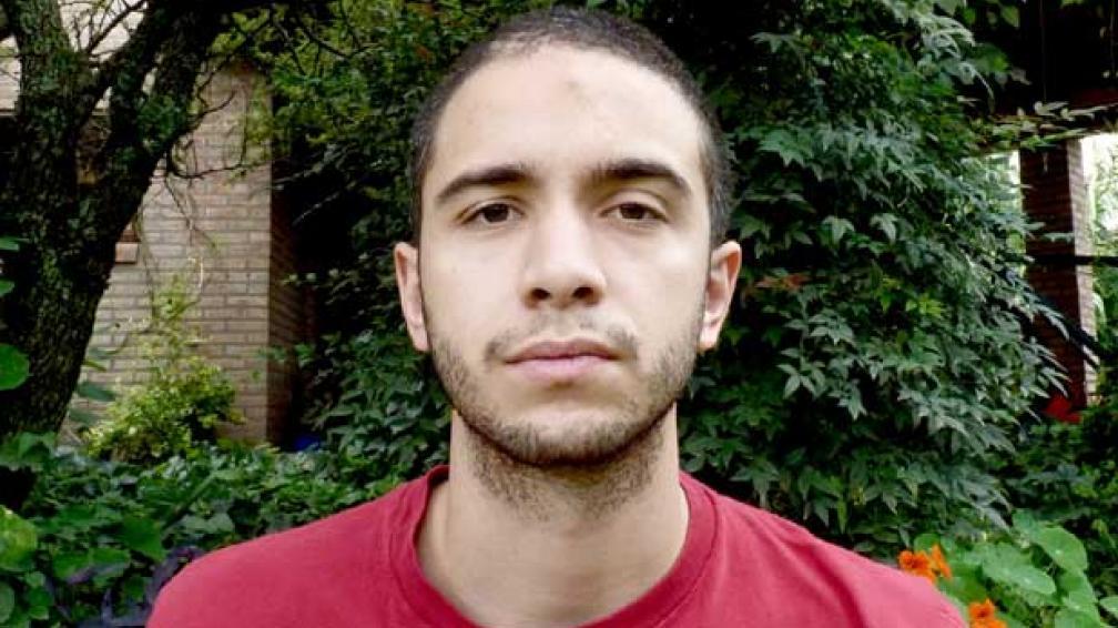 MARIANO LUQUE. El director de cine tiene 24 años y sigue estudiando cine en la universidad.