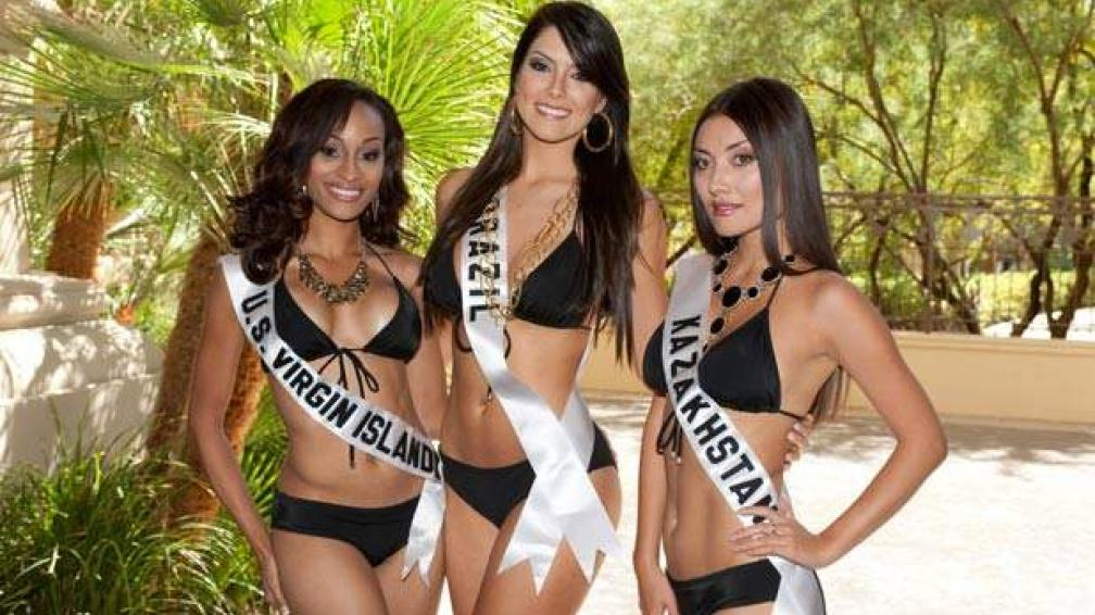 Miss Brasil se destaca.
