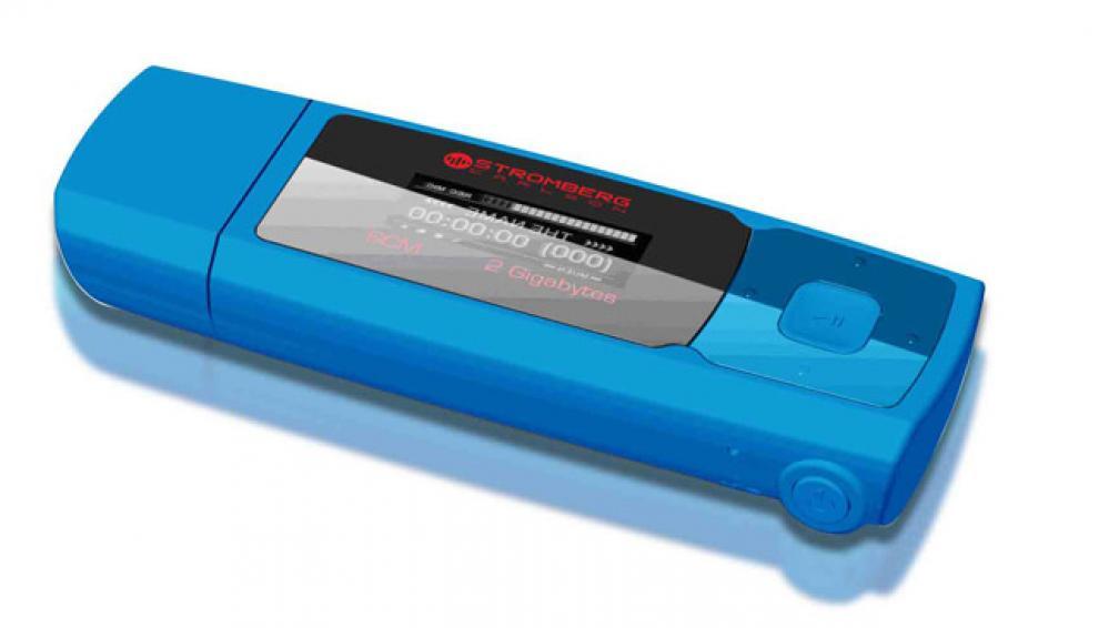 El ONDA de Stromberg Carlson es un MP3 de buena calidad a un precio accesible.