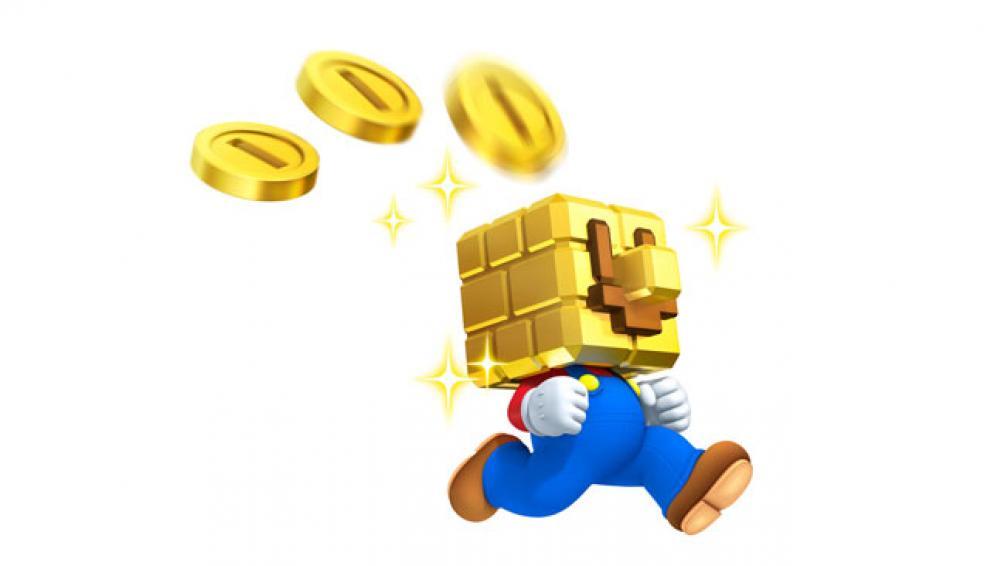 En este nuevo Mario deberemos hacernos millonarios si queremos triunfar.