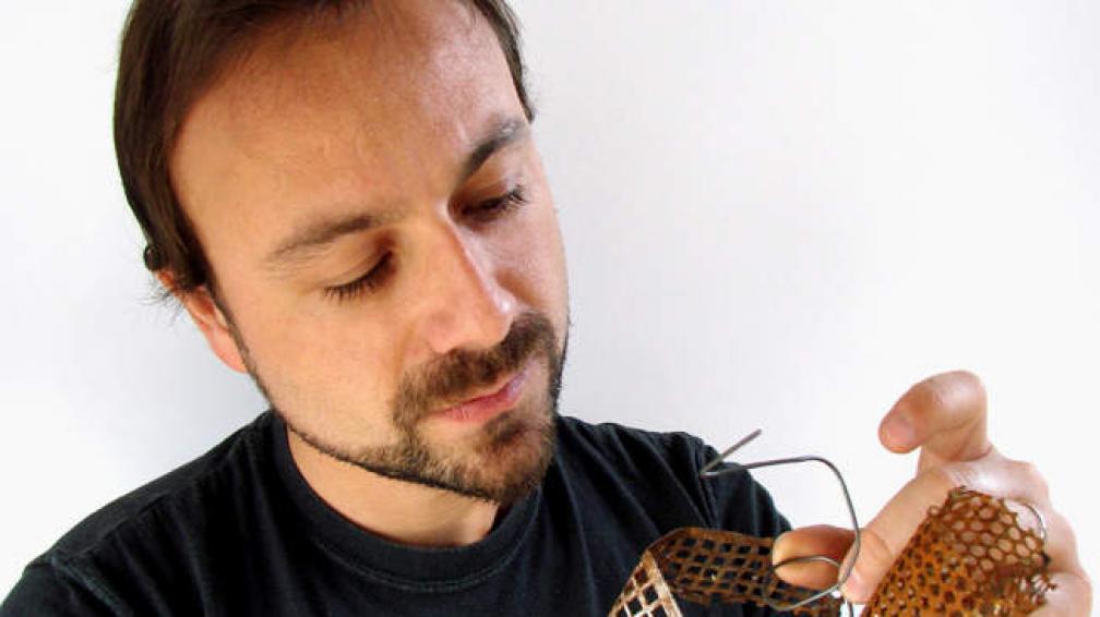 El ilustrador Pablo Bernasconi es un maestro en el arte de la ilustración.