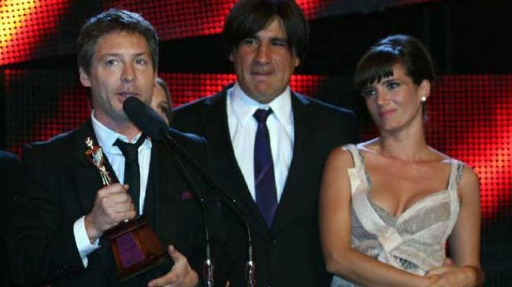 PARA VESTIR SANTOS. La miniserie de Pol-ka ganó el Martín Fierro de Oro el año pasado.