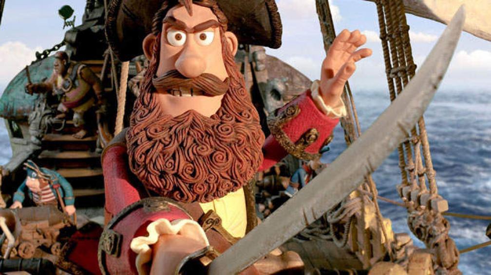 El Capitán Pirata tiene más optimismo que talento como bucanero.
